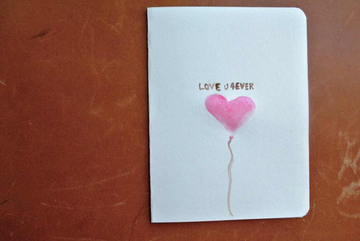 Make Your Own Valentines Day Cards – Make a Valentine Card